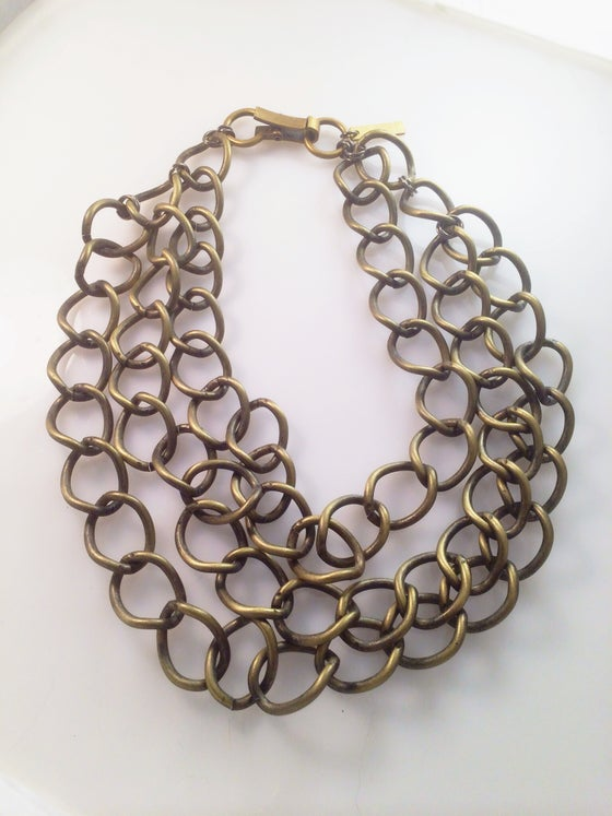 Image of LIZ TAYLOR'S GLAM NECKLACE