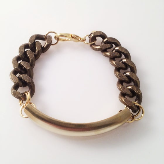 Image of torc bracelet