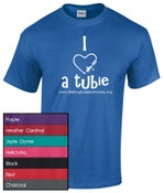 Image of I Heart a Tubie - New Colors!