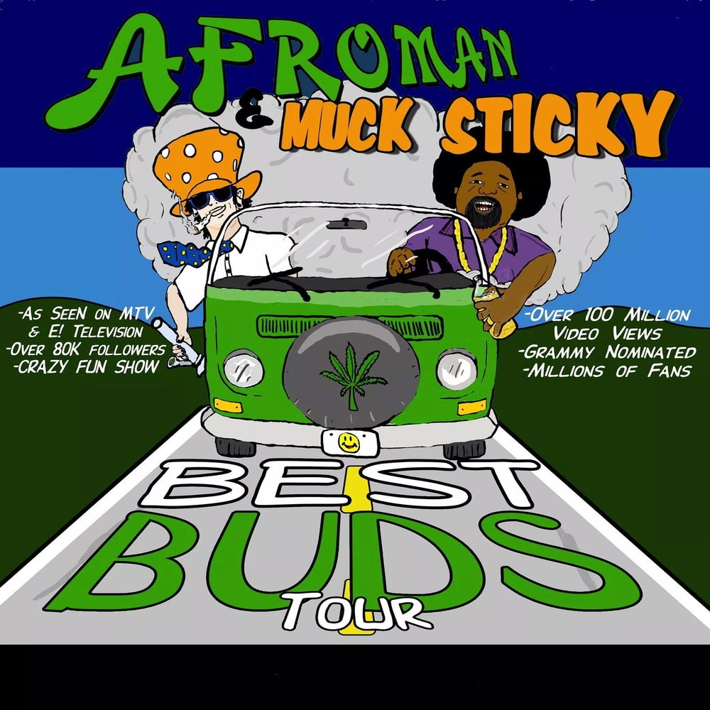 Image of Afroman and Muck Sticky @ The 5th Quarter Lounge