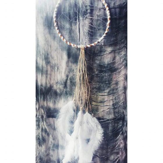 Image of 'Free Spirit' Dreamcatcher ~ 20cm