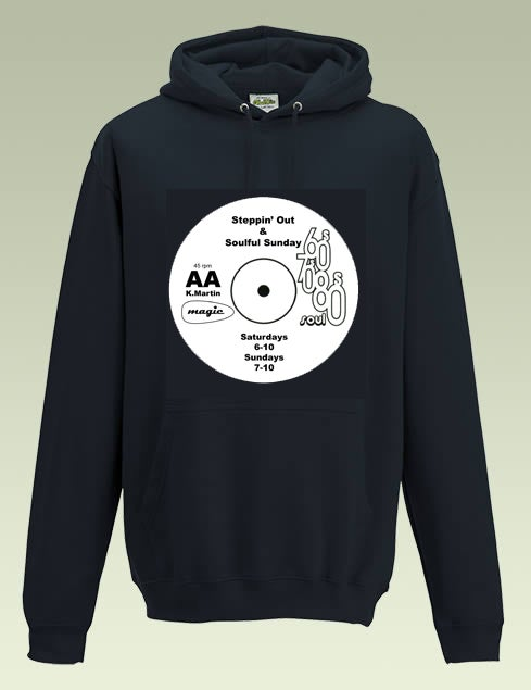 Image of Keith Martin's Steppin' Out Hoodies
