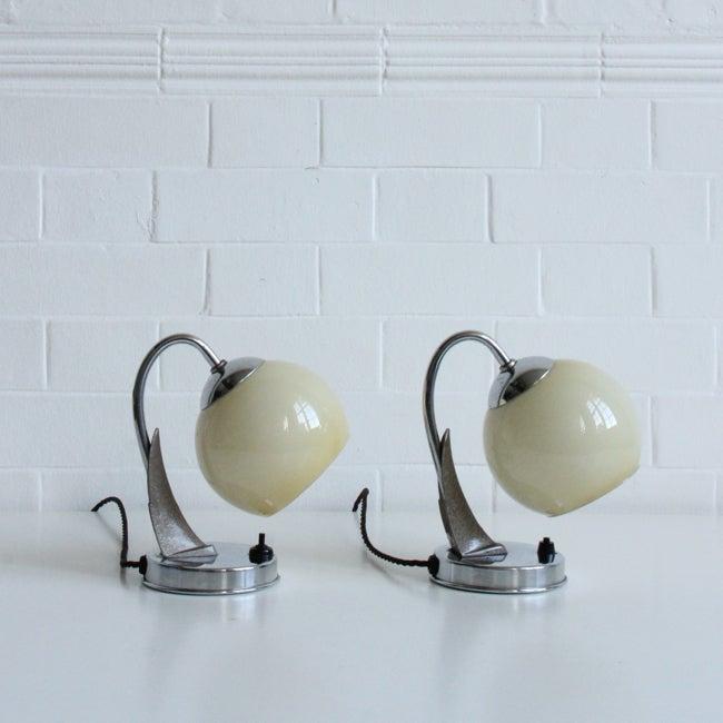 Image of Art Deco Side lights