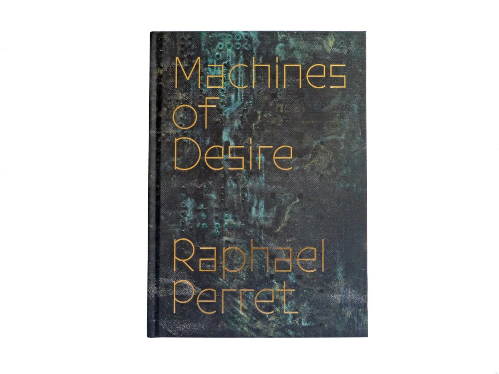 Image of Machines of Desire – Standard Edition