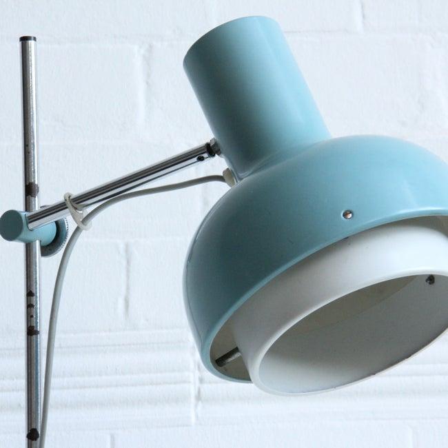 Image of Blue Josef Hurka table light