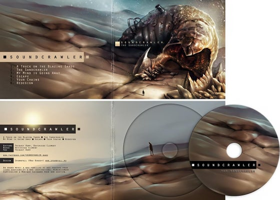 Image of The Sandcrawler (Digipack)