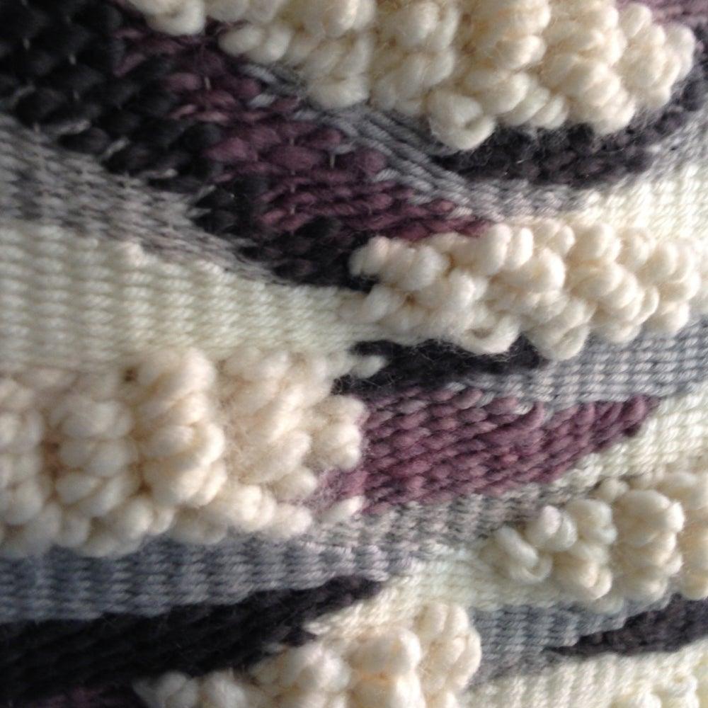 Image of Handmade Tapestry Wall Weaving 12