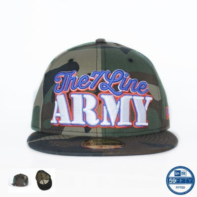 Image of Army New Era Fitted (Camo)
