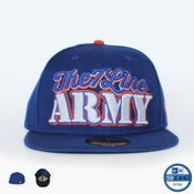 Image of Army New Era Fitted (Royal)