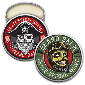 Image of GRAVE BEFORE SHAVE BEARD BALM DUAL PACK