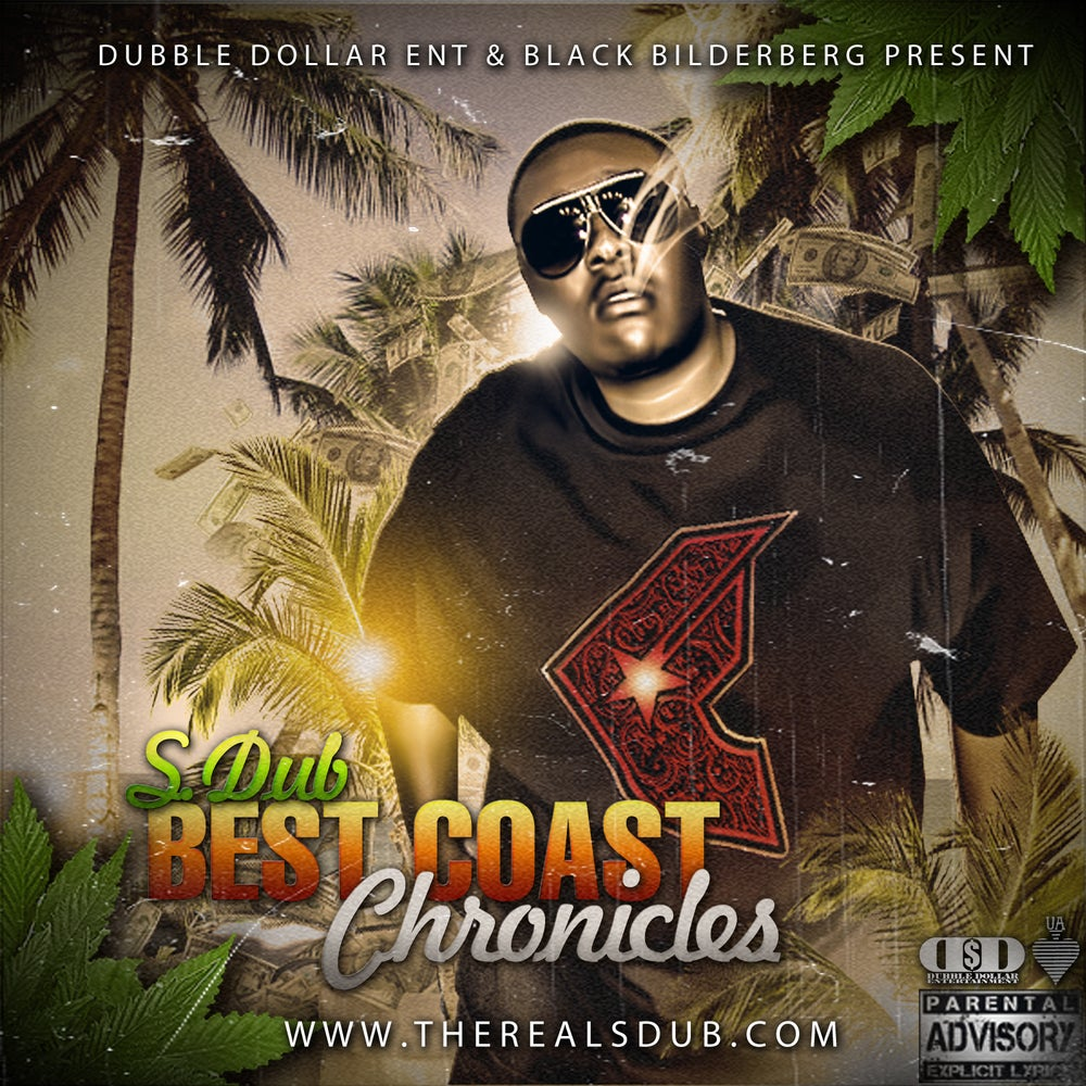 "Image of S.Dub ""Best Coast Chronicles"" CD"