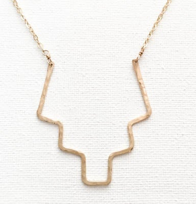 "Image of Gold ""Shauna"" Necklace"