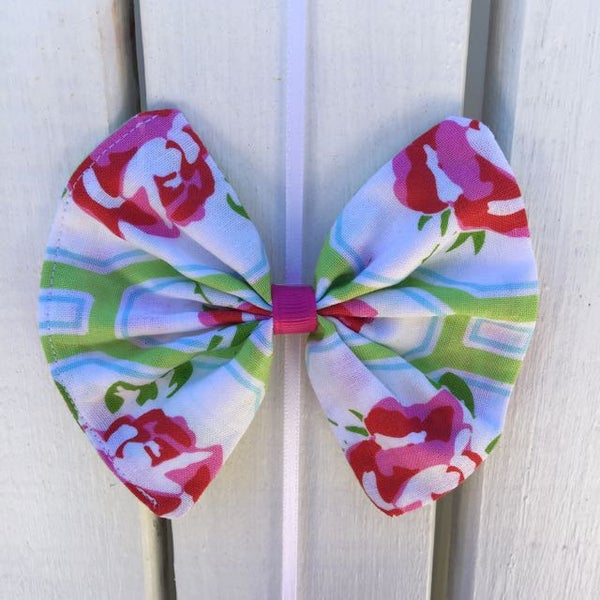 Image of Cottage Rose Bow