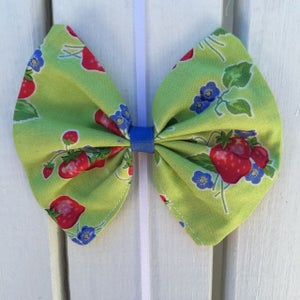 Image of Strawberry Hair Bow
