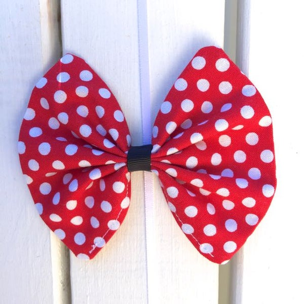 Image of Minnie Mouse Hair Bow