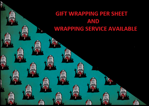 Image of Bleading Marvelous Wrapping Paper or Gift wrap service