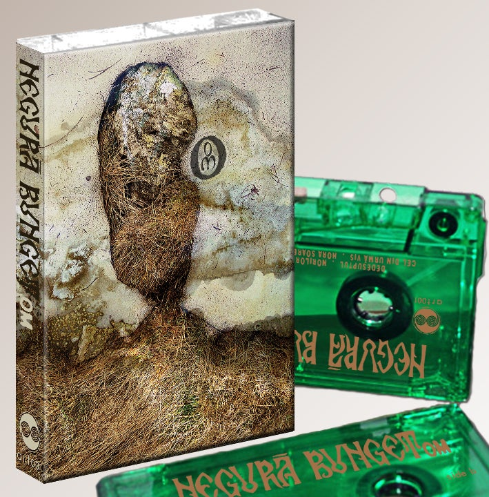 "Image of NEGURA BUNGET - ""OM"" tape"