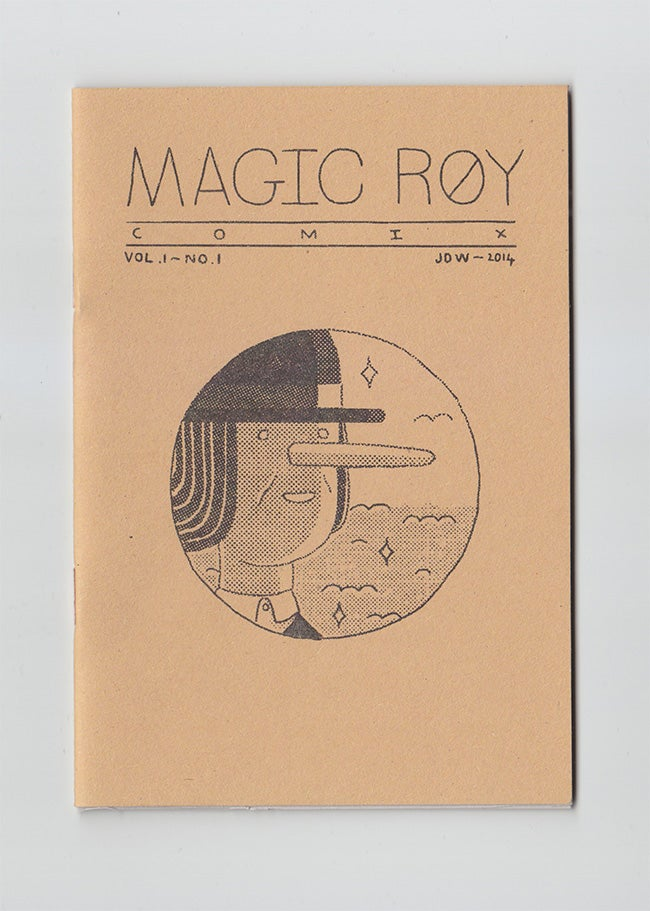 Image of Magic Roy 1