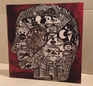 """Image of Stand high patrol """" a matter of scale """" vinyl 2xLP"""