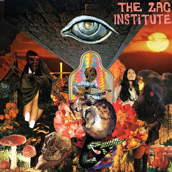 Image of The Zac Institute Self Titled LP