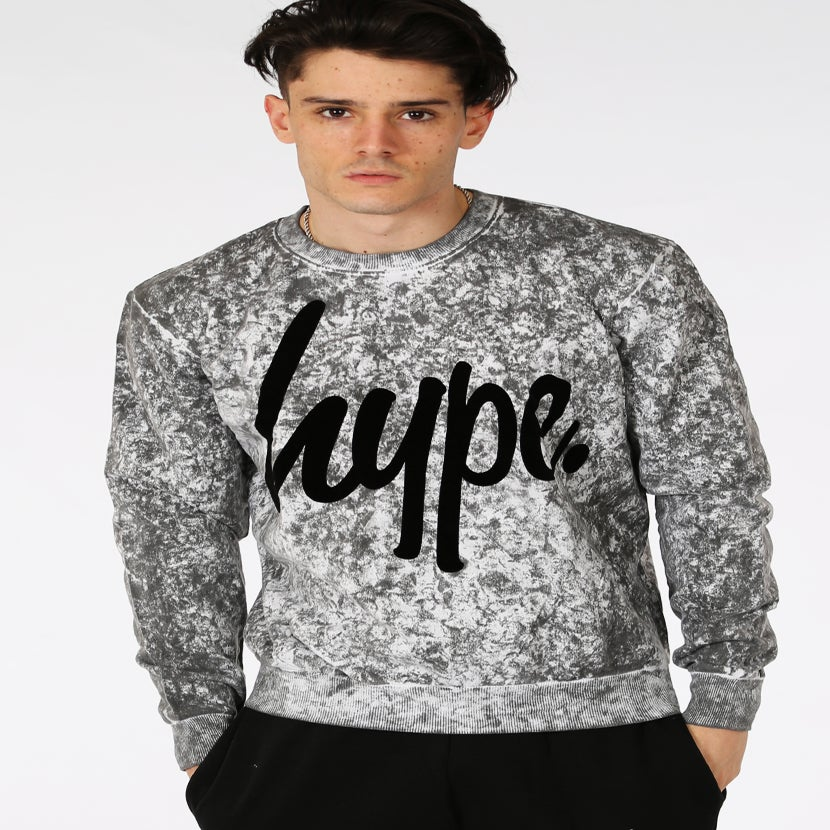 Image of HYPE. SPECKLE FLOCK CREW