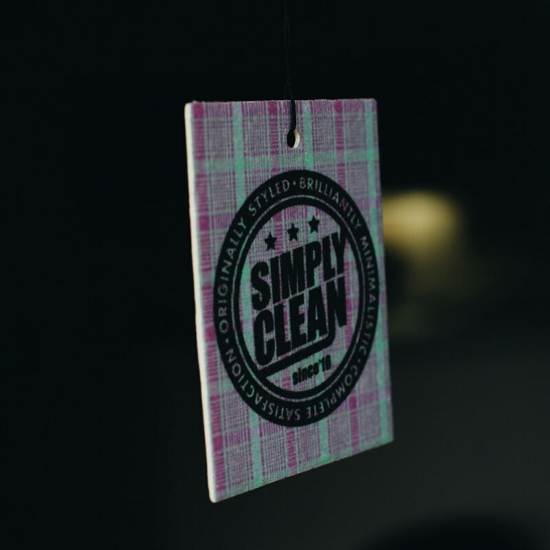 Image of Plaid Radical Air Freshener