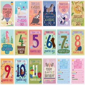 Image of Milestone Baby Cards - AVAILABLE NOW!