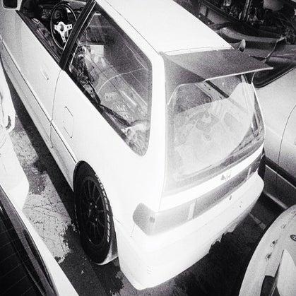 """Image of 1991 Honda Civic (EF) - """"GEMINI"""" - Team SCRAMBLE"""