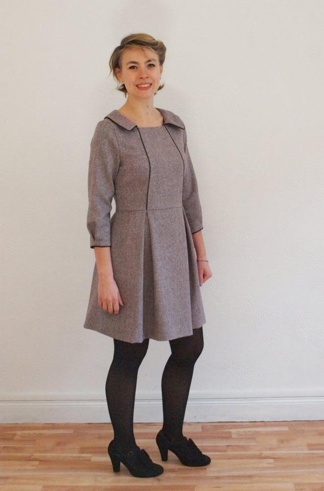 Image of Patron femme robe Perla (A)