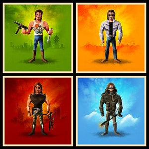 Image of StarKade: Kurts