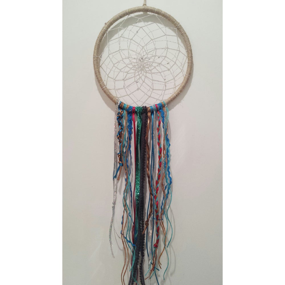 Image of 'Wild at Heart' Dreamcatcher ~ 20cm