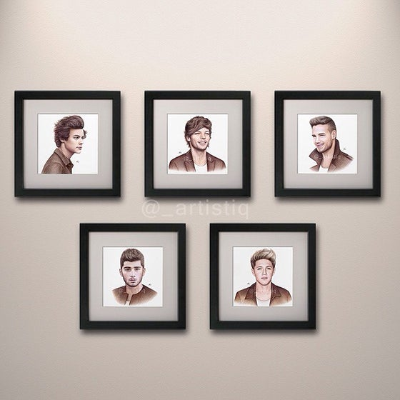 Image of 1D Brown Series