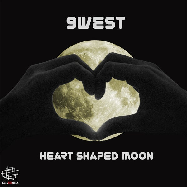 Image of 9west - Heart Shaped Moon Lp