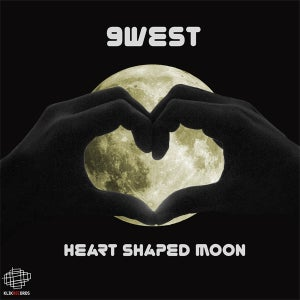 Image of 9west - Heart Shaped Moon Lp / Presale