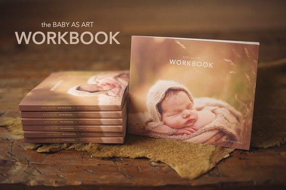 Image of Newborn Photography Workbook