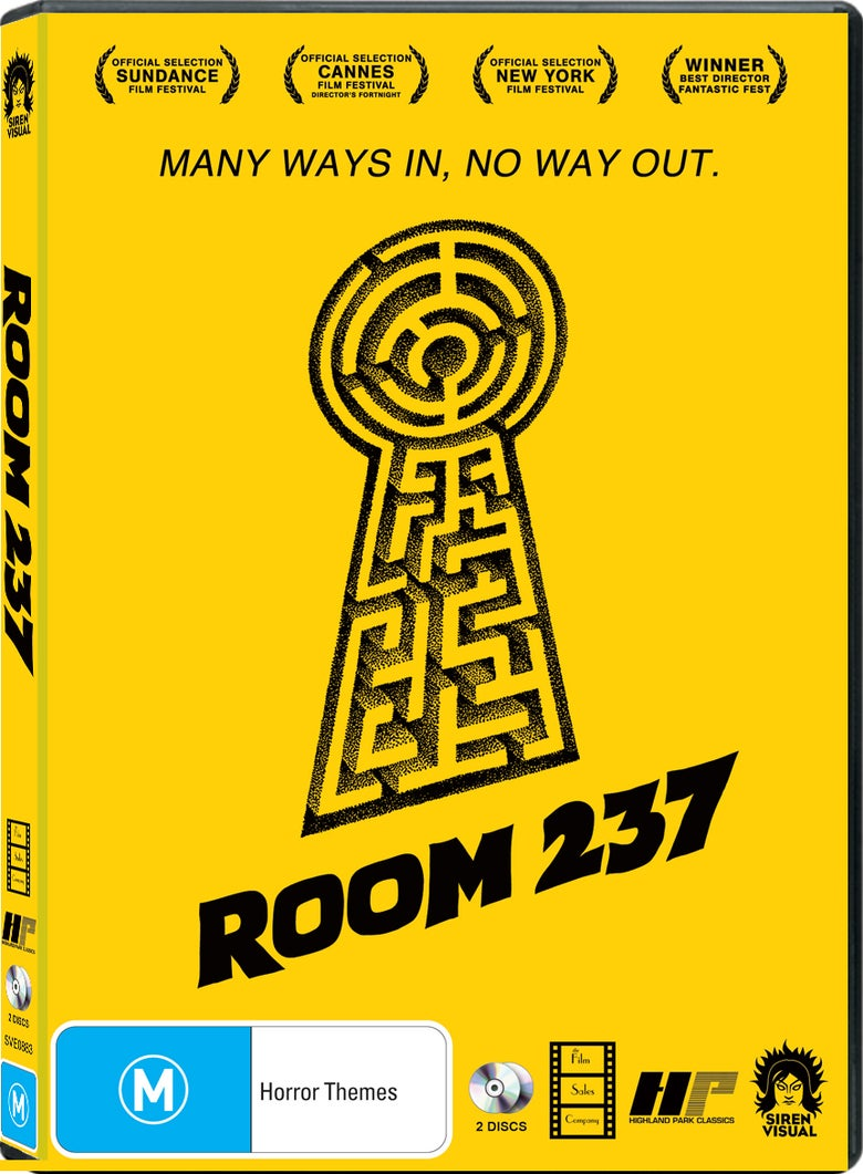 Image of Room 237 (2 Disc) DVD Region 4