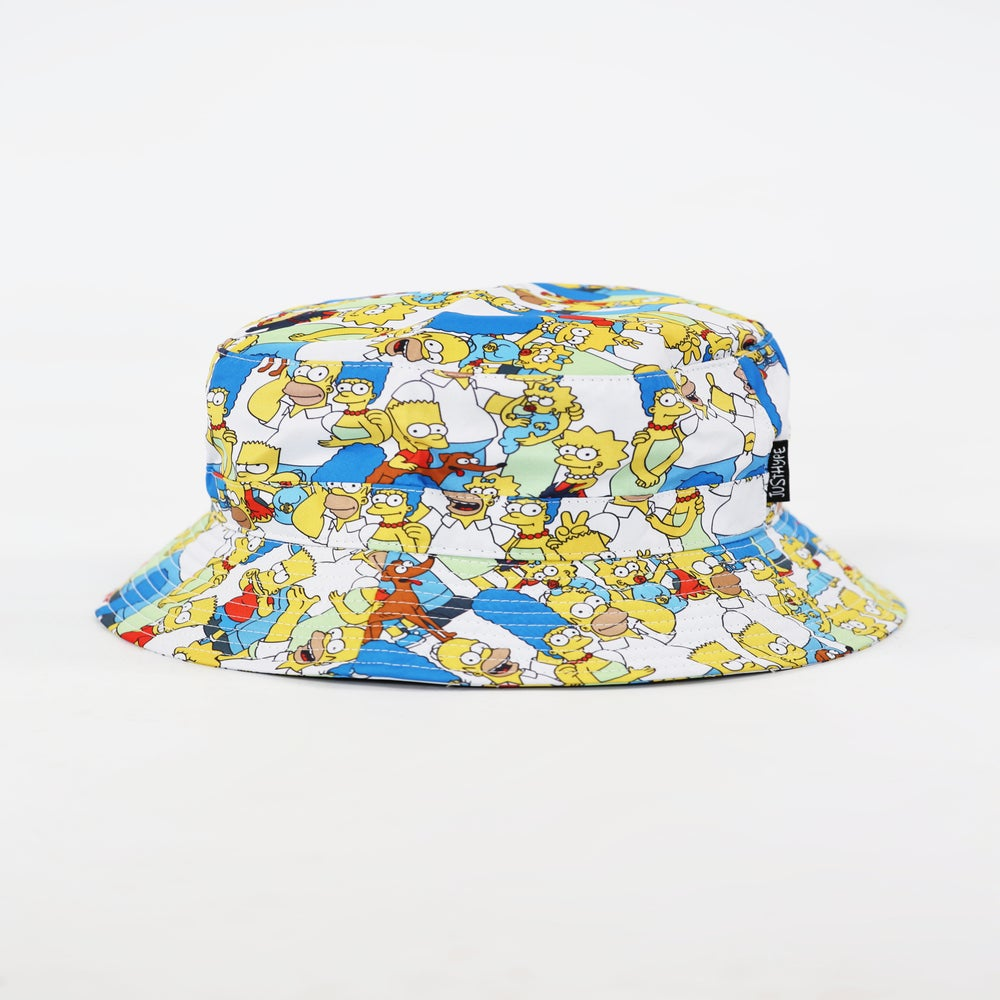 Image of HYPE.SIMPSONS BUCKET HAT