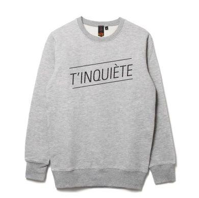 Image of T'INQUIETE - SGU