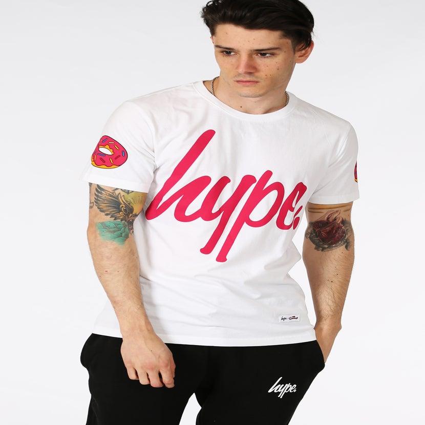 Image of HYPE X SIMPSONS. CHIEF WIGGUM TSHIRT