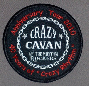 Image of 40TH ANNIVERSARY PATCH