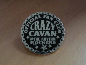 Image of FAN CLUB PIN BADGE - BACK IN STOCK!