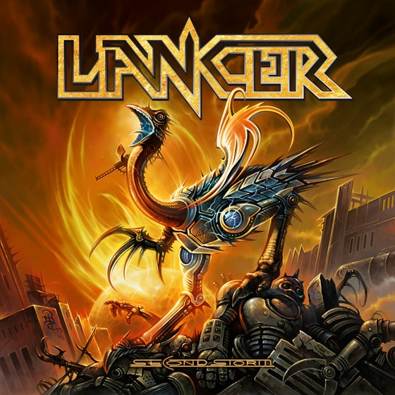 Image of LANCER - Second Storm [CD/VINYL]
