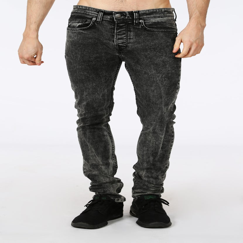 Image of HYPE ACID WASH JEAN
