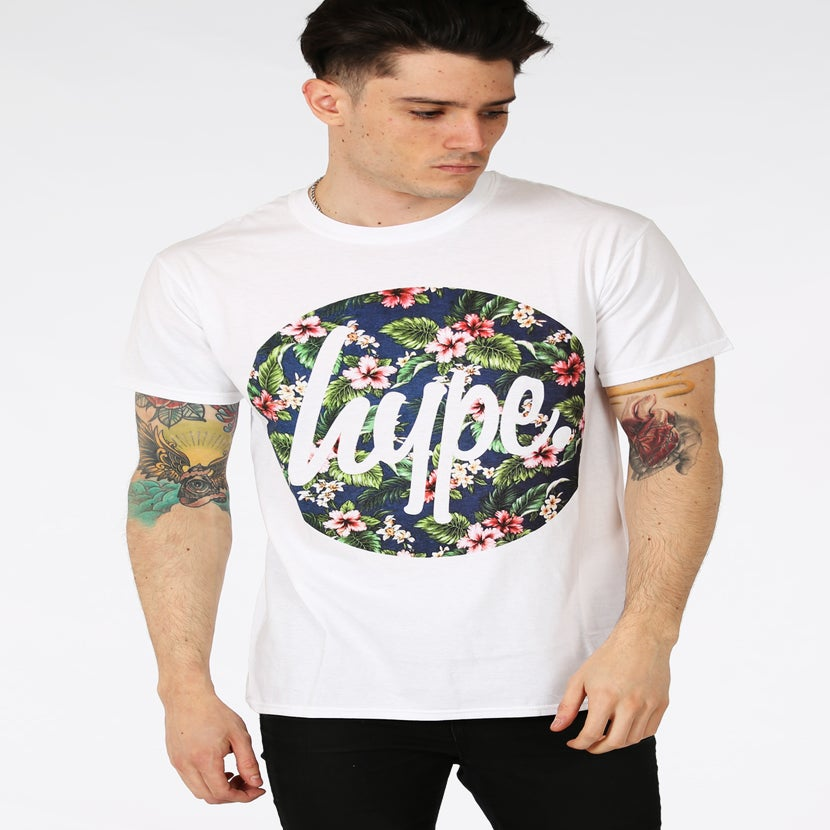 Image of HYPE.FLOWER TEE