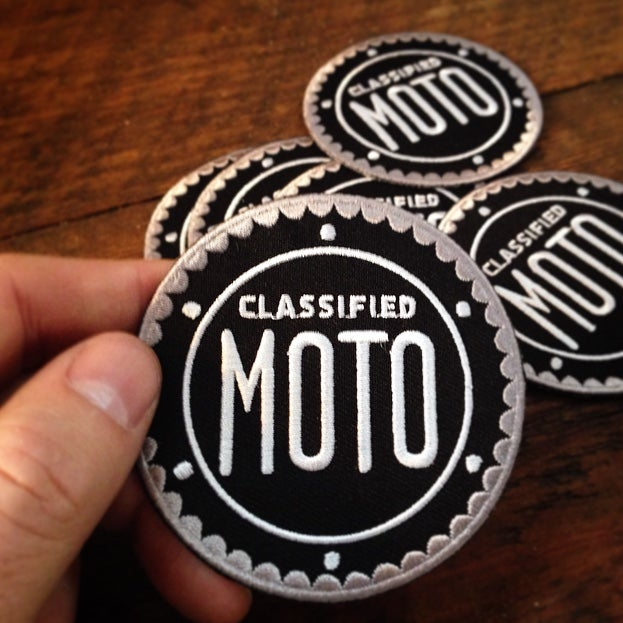 Image of NEW CM Sprocket Patch