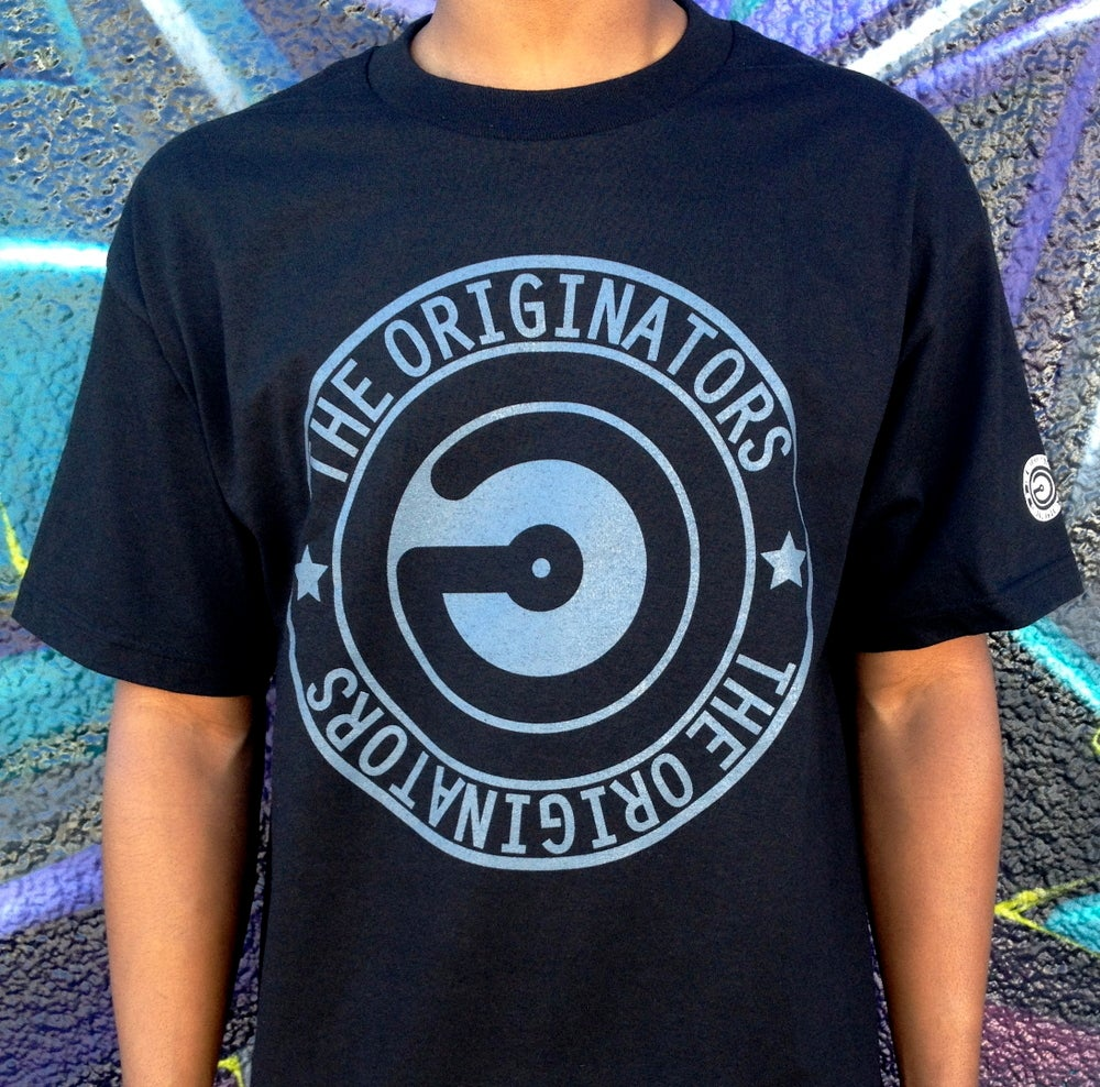 Image of OG CIRCLE LOGO (BLACK)