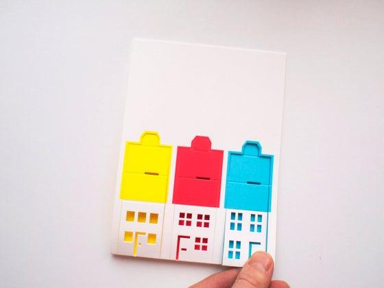 Image of 2 x House Tags Set