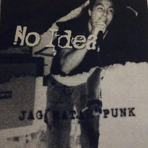 "Image of NO IDEA-Jag hatar punk 7"" EP + free badge"