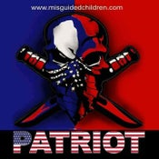 Image of PATRIOT DECAL