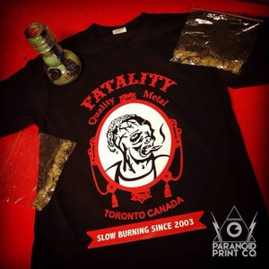 Image of NEW Zig Zag Zombie T-shirt